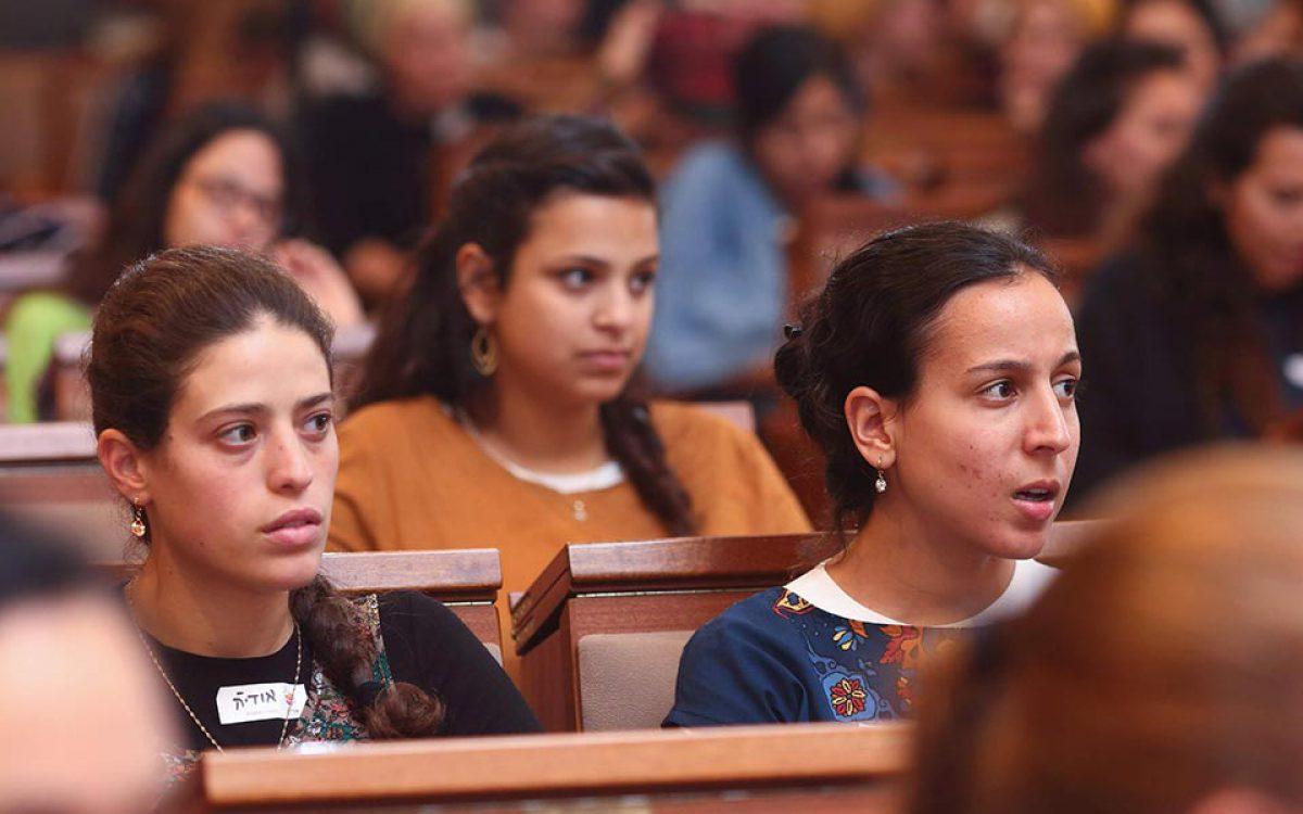 בנות בשיעור